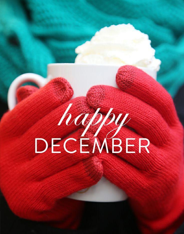 Happy December.