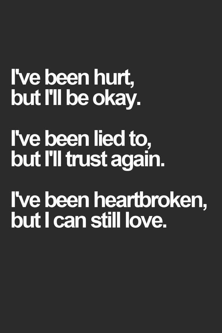 I Ve Been Hurt Word Porn Quotes Love Quotes Life Quotes