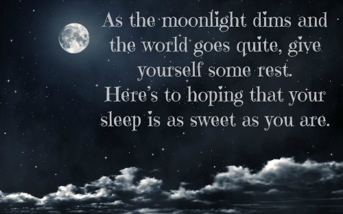 100 Best Good Night Quotes And Messages Which Are Inspirational