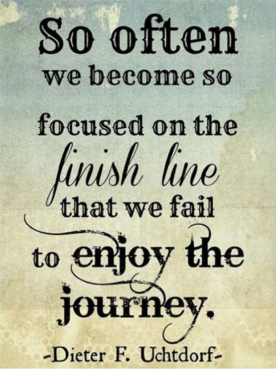 Enjoy The Journey Word Porn Quotes Love Quotes Life Quotes