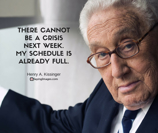 quotes henry kissinger