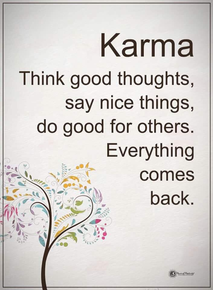 Karma Word Porn Quotes Love Quotes Life Quotes Inspirational Quotes
