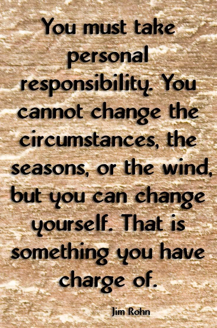 Seasons Of Life Quotes Personal Responsibility  Word Quotes Love Quotes Life