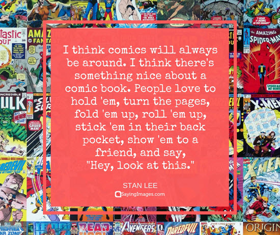 comicbooks quote