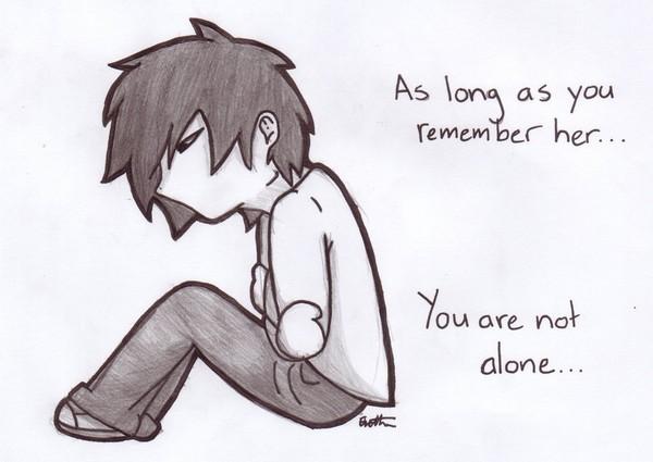 Sad Alone Poems