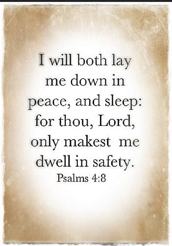 inspiring goodnight prayer