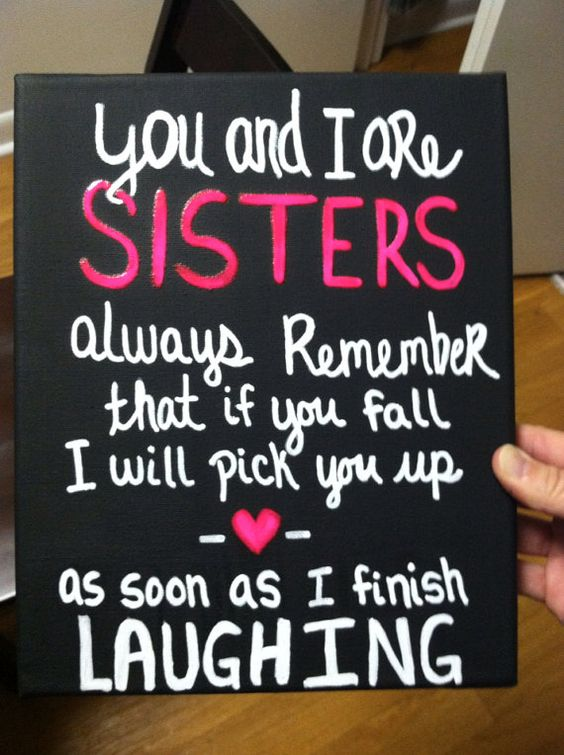 We are Sister Quotes