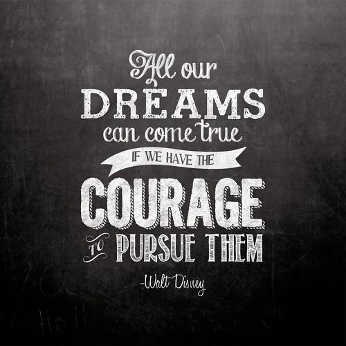 Dreams Come True Walt Disney Quotes