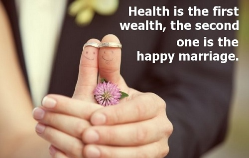 Sweet Marriage Quotes with Images