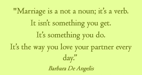Short Unique Marriage Quotes with Images