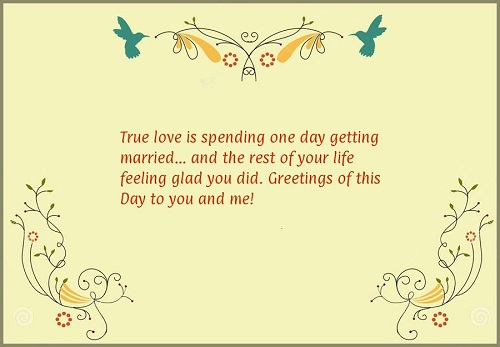 Sweet Inspirational Marriage Quotes with Images
