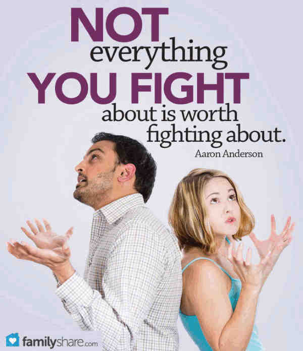 Family quotes about fights and quarrels.