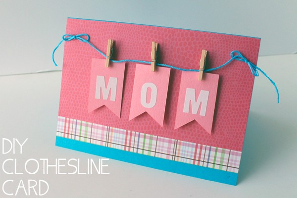 Homemade Birthday Card Ideas For Mom