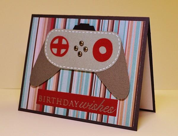 Cool Homemade Birthday Card Ideas For Boys