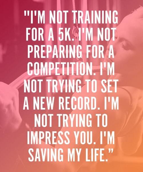 Training Gym Quotes