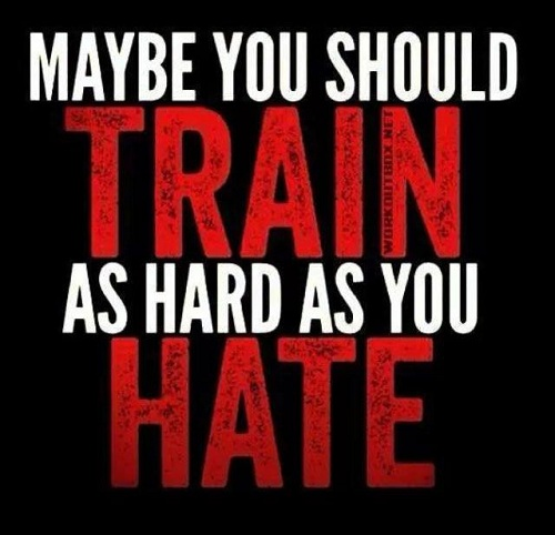 Train Gym Quotes