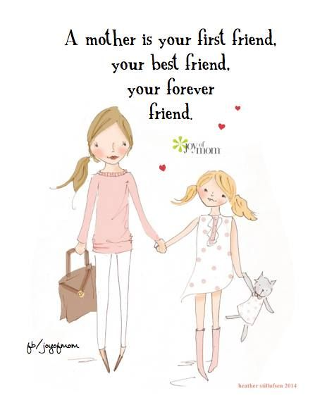 Forever Friend Mother Quotes