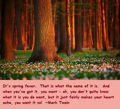 Short Spring Quotes with Images