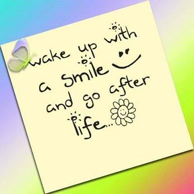 Beautiful Smiling Quotes