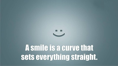 Short Quotes About Smiles