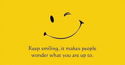short-smile-quotes