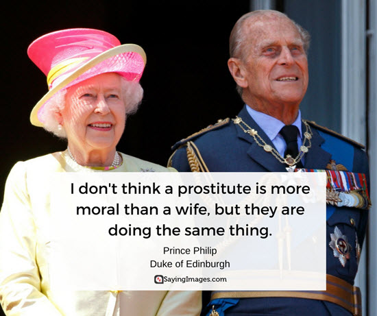 prince philip funny moments