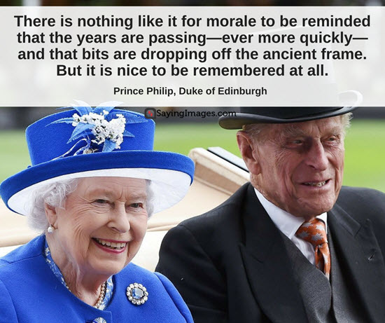 best prince philip quotes