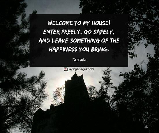 dracula book quotes