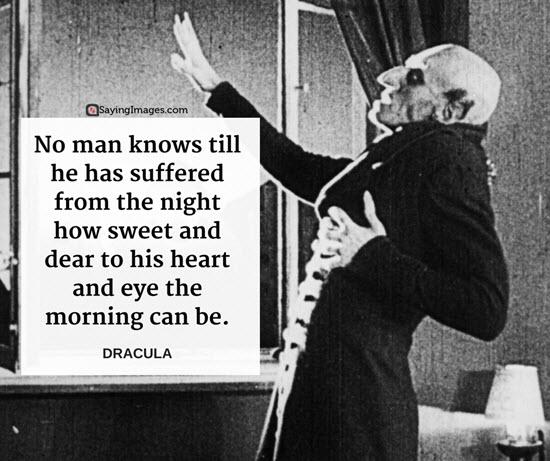 best dracula quotes