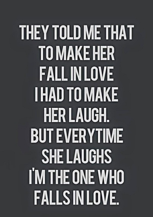To Make her Fall in Love Quotes for Her