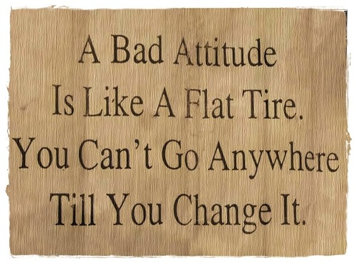Best Quotes on Attitude Towards Life