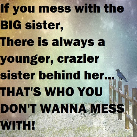31 Funny Sister Quotes And Sayings With Images Word Porn Quotes