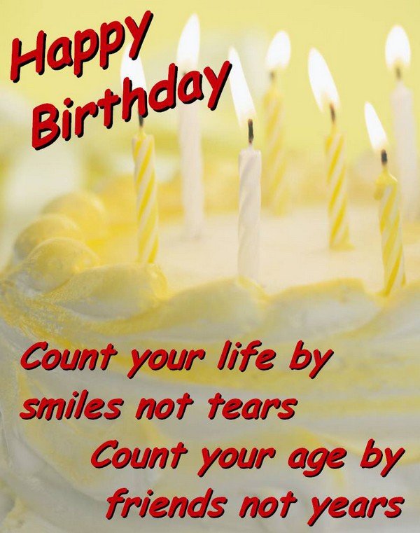 Amazing Birthday Wishes For Friend