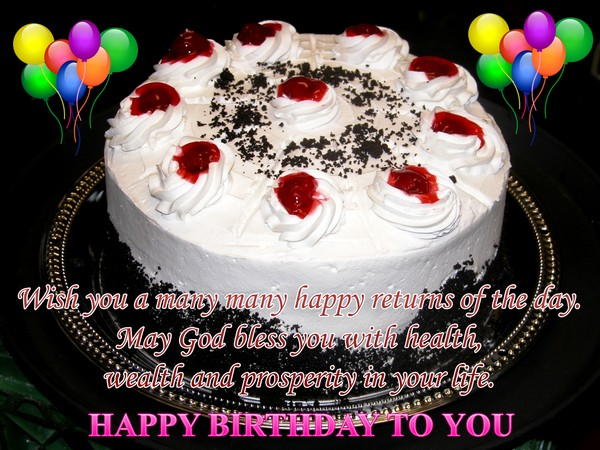 Nice Birthday Wishes For Friend