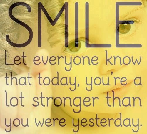 Smile Lovely Quotes