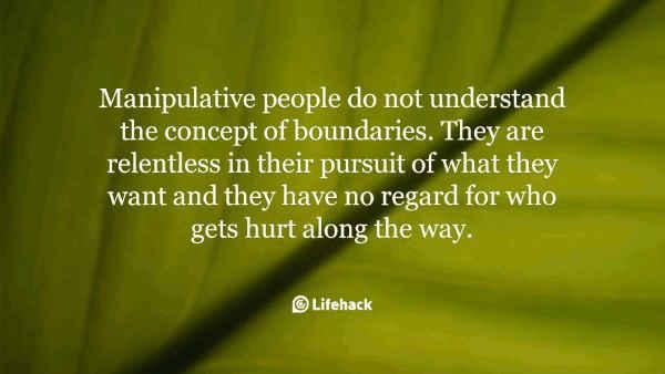 Defining boundaries family quotes.