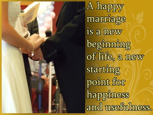Short Funny Marriage Quotes with Images