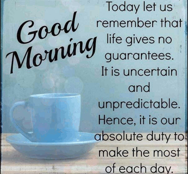 inspirational good morning love quotes