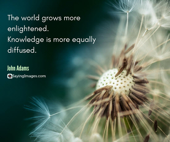 john adams quotes knowledge