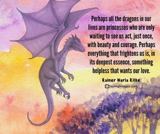 Quotes About Dragons 1