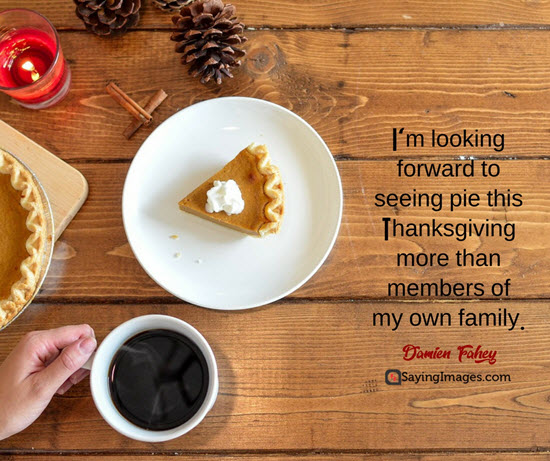 funny thanksgiving pie quotes