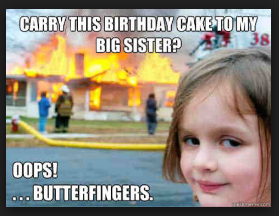 Funny Memes For Sisters : Funny birthday memes for friends girls boys brothers sisters