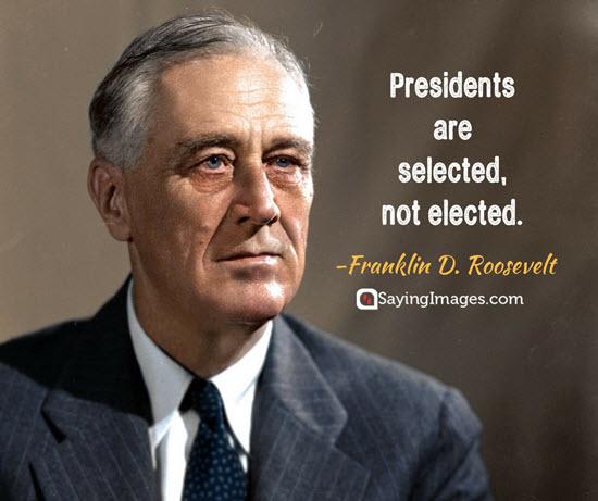 vote quotes franklin roosevelt
