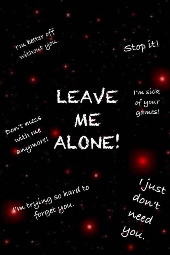 Top 100 Being Alone Quotes And Feeling Lonely Sayings Word Porn