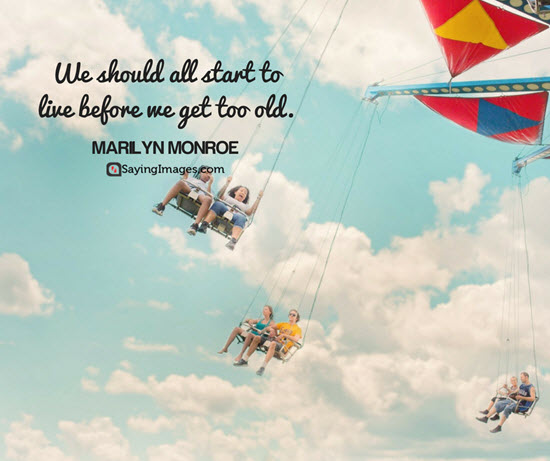 marilyn monroe old quotes