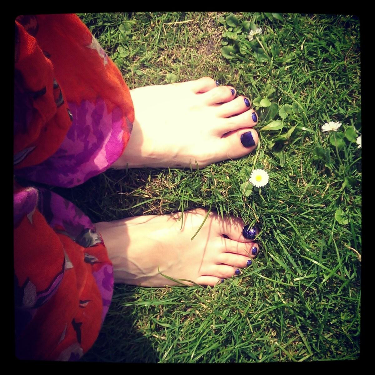 Barefoot Part 2 Words Run