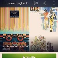 Lekker lang licht-playlist