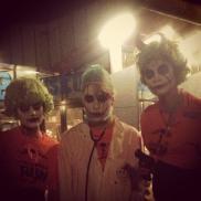 De eerst editie van onze lievelings run: de Halloween Run