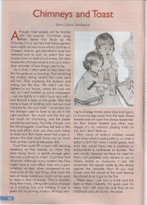 Magazine Article by Steve Calvert