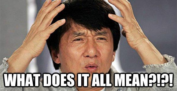 Palavras-chave de intenção comercial Jackie Chan confuso